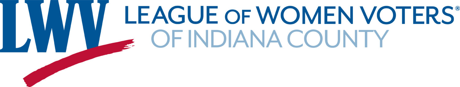 LWV | League of Women Voters of Indiana County